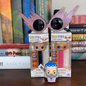 Harry Potter Pez, Key chain and glasses
